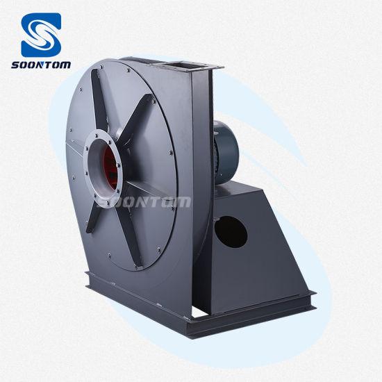 9-12 Series High Pressure Centrifugal Blower 7.5kw Powerful Air Blower Fan