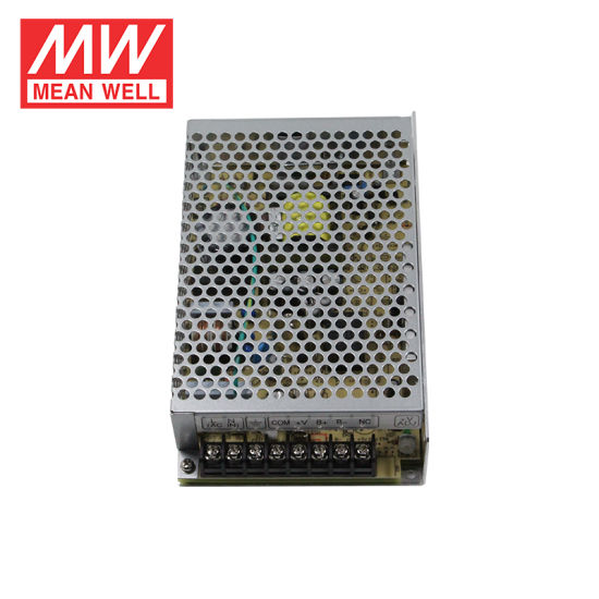 Meanwell AD-55A 13.8V 4.0A single output with UPS function battery charger transformer factories 55W power supply