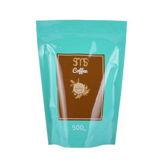 Custom Laminated Flexible Aluminum Plastic Food Packaging Bag