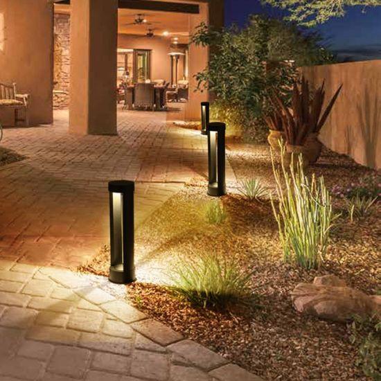 Outdoor Garden Area Solar