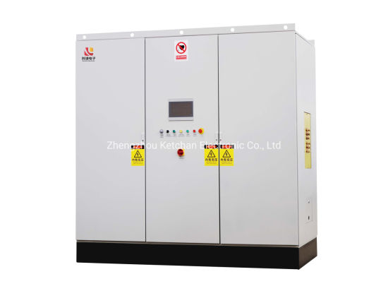 Induction Metal Heat Treatment Equipment for Supporting Roller Scanning Hardening Quenching