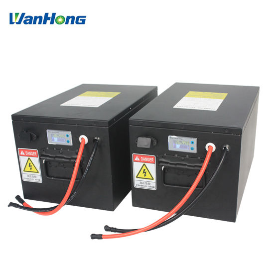 48V 60ah LiFePO4 Battery Pack/High Cycle Times Battery/Forklift Battery/Li Ion Battery/Electric Vehicle Battery/Electric Scooter Battery with Charger