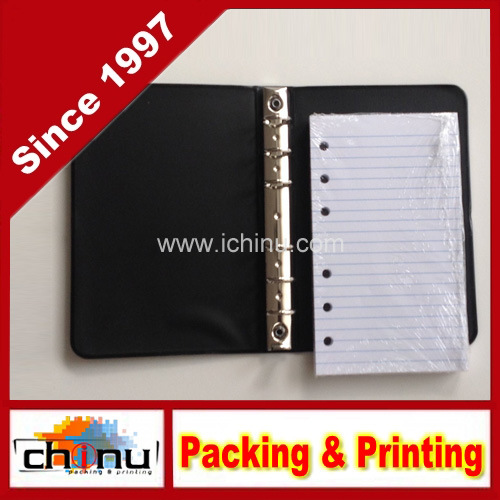 Little Black 6-Ring Binder with Pack of 100 Ruled Sheets (520051) pictures & photos