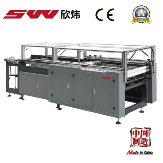 Hardcover Four Side Covering Machine