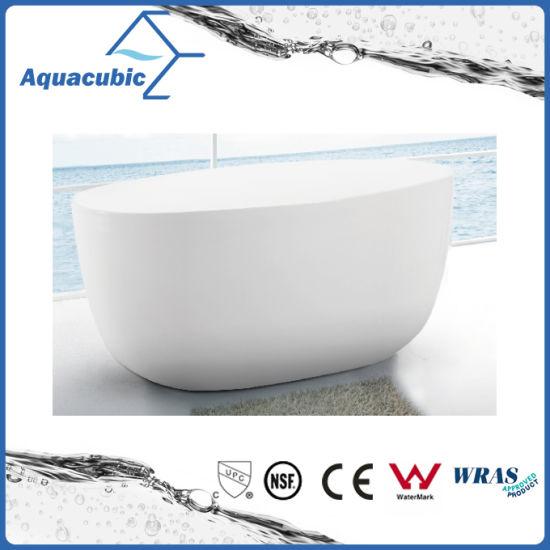 China American Standard Acrylic Freestanding Bathtub Ab6831
