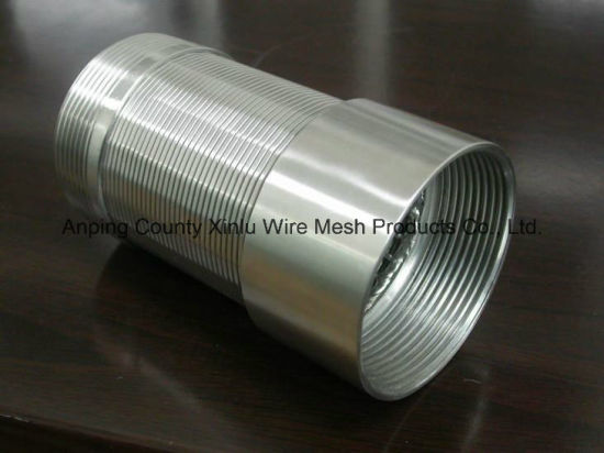 Wire Wrapped Stainless Steel Screen Pipe pictures & photos
