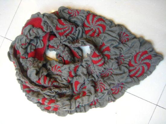 Winter Crepe Neck Wear Scarf (5662)