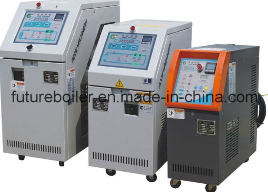 China Small Electric Heated Thermal Oil Boiler - China Electric ...