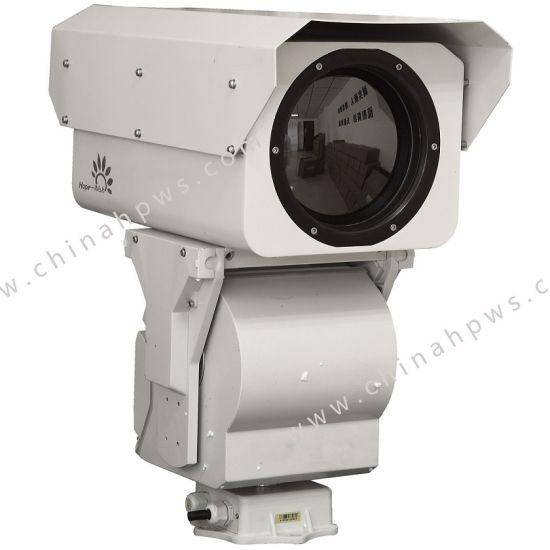 Long Range PTZ IR Thermal Imaging Camera 13km