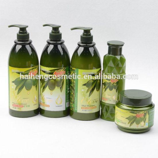 OEM ODM Obm Hair Care Shampoo 1380ml 750ml 500ml Repair Moisture Olive Hair Conditioner