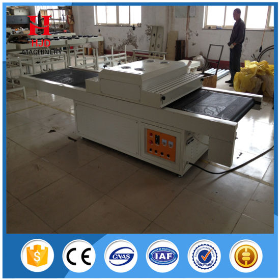 for Sale Hjd-L1 Manufacture New UV Curing Machine pictures & photos