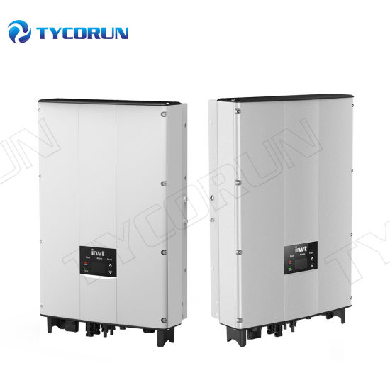 Tycorun MPPT Controller Solar Charge DC Pure Sine Wave Power Inverter and Regulator PV Input 50Hz 60Hz with LCD Control Panel