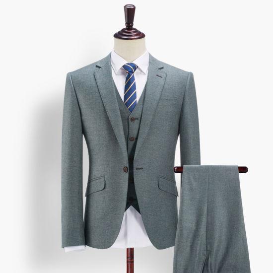 07f8501147 Newest Design Men Formal Wear Slim Fit Men Business Suit pictures & photos