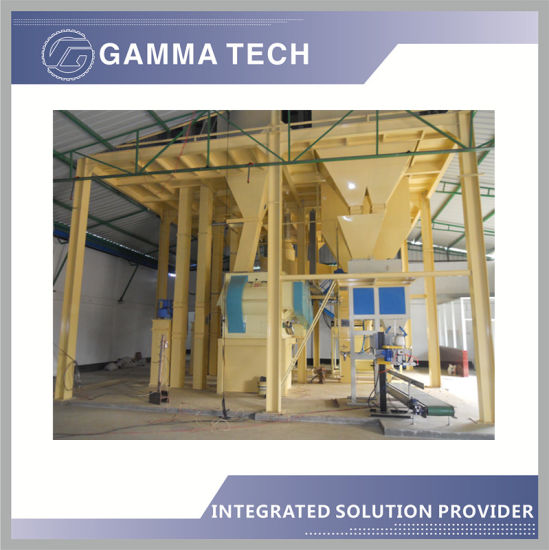 1-2 Tons Per Hour Poultry Feed Complete Production Line/Cattle, Chicken, Pig Feed Production Machine Price/Feed Mill