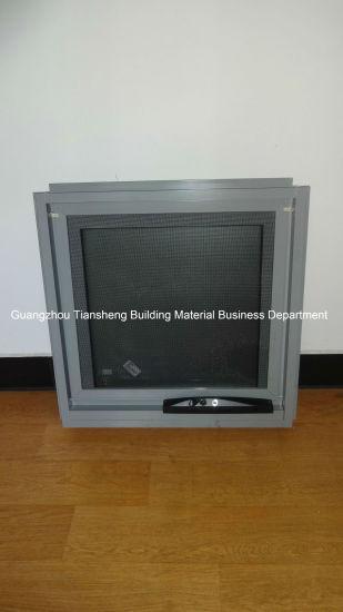 Australia Standard Double Glaze Aluminium Chain Winder Awning Window  Aluminium Casement Window