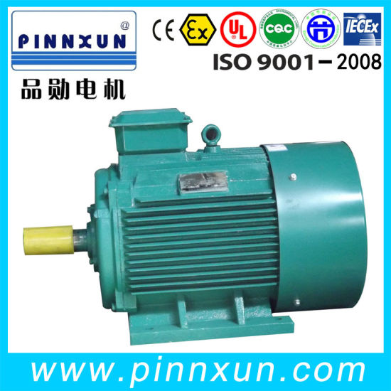 Aluminum Body Three Phase Electric Motor pictures & photos
