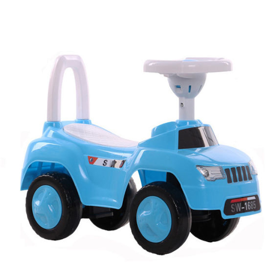 China Lovely Children Toys Ride On Carsswing Car Parts Factory