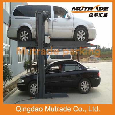 Double Layer Parking Car Garage Equipment pictures & photos
