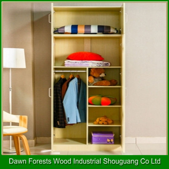 Modern Design Panel Furniture Wardrobe pictures & photos