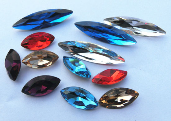 ffd2f20ae366 2015 High Quality Crystal Fancy Stone for Pendant Making pictures & photos