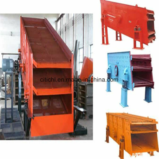 Round Sieving Machine / Circular Vibrating Screen pictures & photos