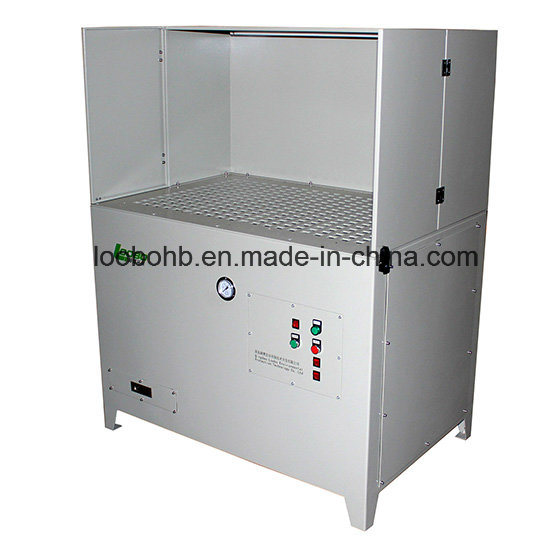 Qingdao High Efficiency Grinding Table and Fume Dust Collector pictures & photos