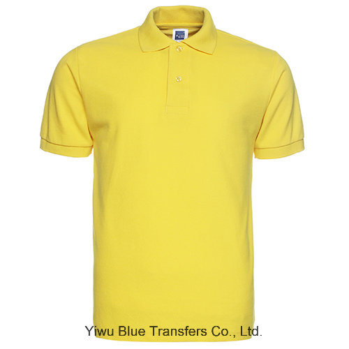 Custom Honey Comb Polo T-Shirts with Short Sleeve pictures & photos