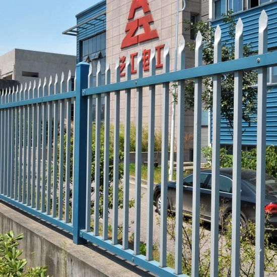Promotional High Quality Security Picket Garden Fencing