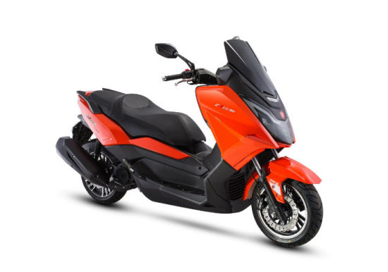 [Hot Item] China 125cc 150cc 250cc Motorbike, Hot Selling Euro 4 Scooter  Motorcycle, New Design Exclusive EEC Scooter Motorcycle, Kymco Ak550, T10