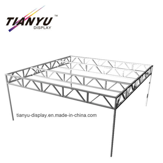 China Top Quality Customized Aluminum Frame Truss Structure