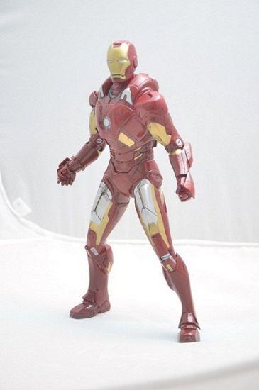 Ironman Toys Lively Figure Toys 2014 Resin Toys
