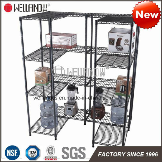 China Zhongshan Supplier Powder Coated Addon Design U Series Cool Powder Coating Racks Suppliers