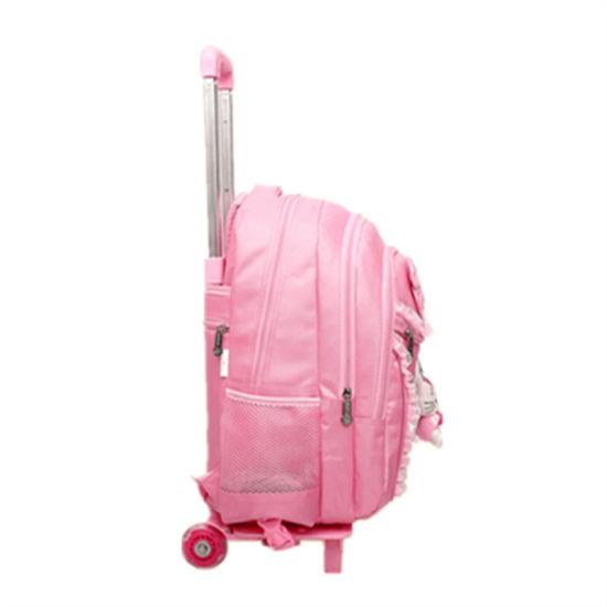 712e4bff8 Hello Kitty Primary School Girl Children′s Bag Trolley Bag  (GB#WL201-202-203)