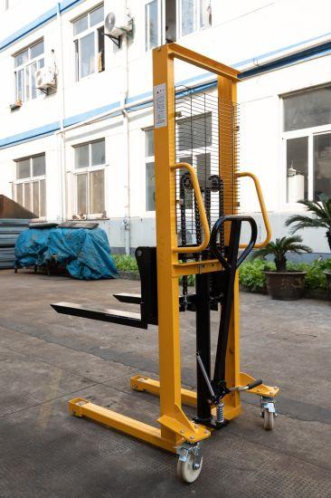 1ton Hand Forklift Pallet Stacker/Forklift Trucks
