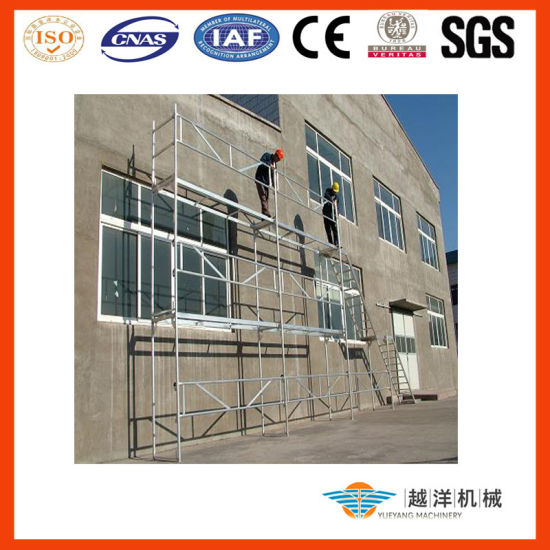 Scaffolding System--Main Frame with Layher Style