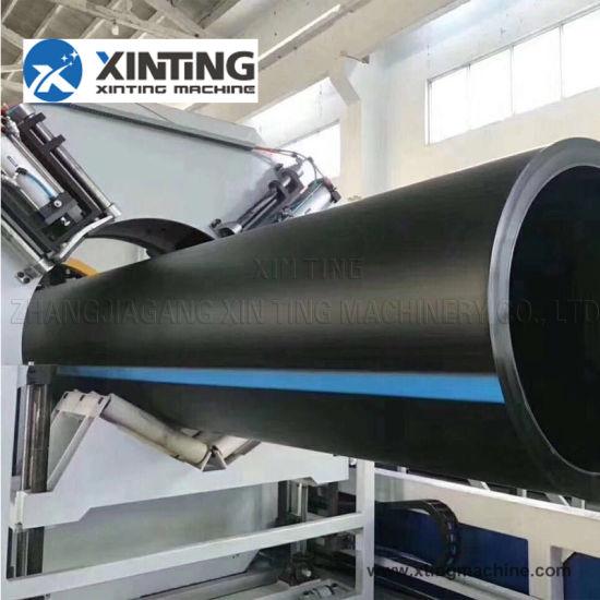 110mm PE PPR PVC Plastic Pipe Extrusion Machine