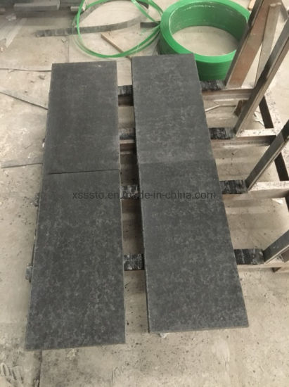 Dark Grey Granite New G684 Flamed for Swimming Pool