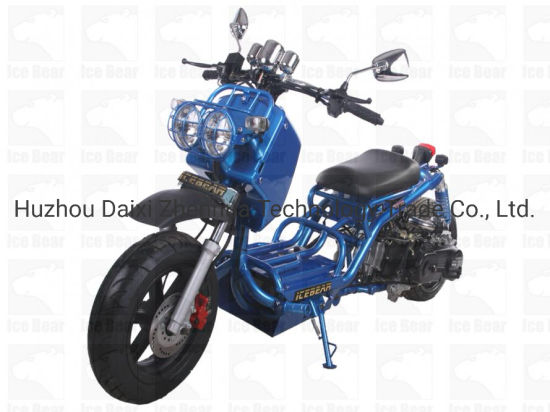 Hot Motorcycle 50cc 4strokes Elec Kick Start Disc Drum