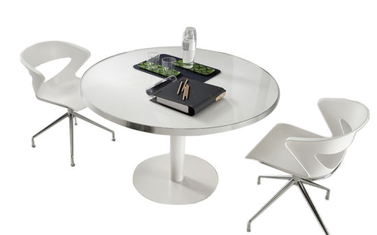 Hot Ing Office Desk Circle Meeting
