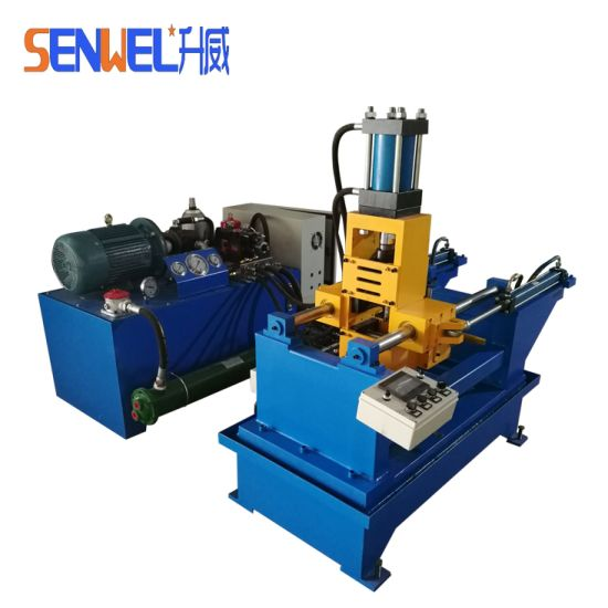 China Stainless Steel Pipe Internal Weld Bead Rolling Leveling Machine