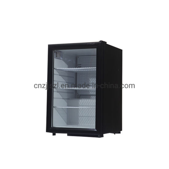 China High Quality with Ce, ETL Certificate 70L Upright Display Mini Beverage Cooler Sc-70
