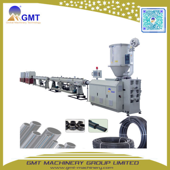 Industry PE800 Gas-Supply/Sewage Plastic Pipe/Tube Extrusion Making Machine