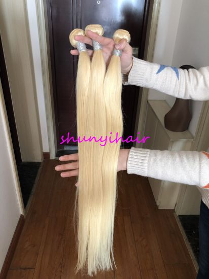 Wholesale Price Top Quality 613 Straight Bundle No Tangle No Shedding