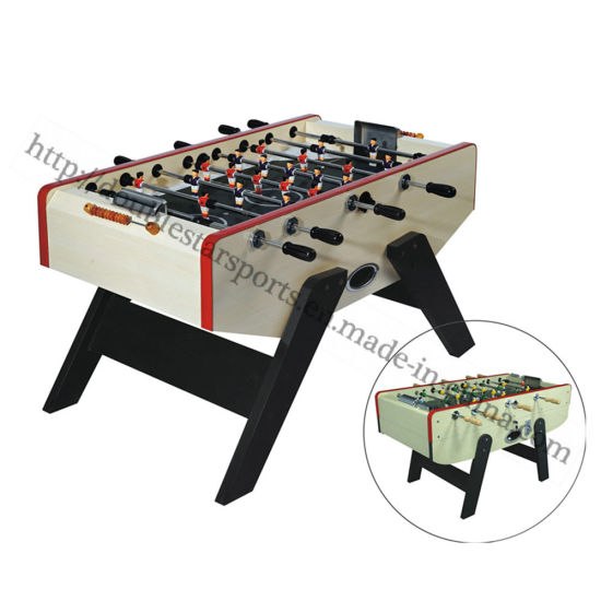 Indoor Foldable Foosball Table Soccer Game Table