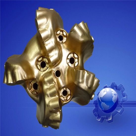PDC Bit with 5 Blades Diamond Drill Tools for Hard Rock Gas Oil Well Drilling pictures & photos