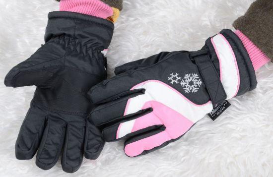 Kids Ski Glove/Kids' Five Finger Glove/ Children Ski Glove/Children Winter Glove/Detox Glove/Oekotex Glove/Mitten Ski Glove/ Winter Glove