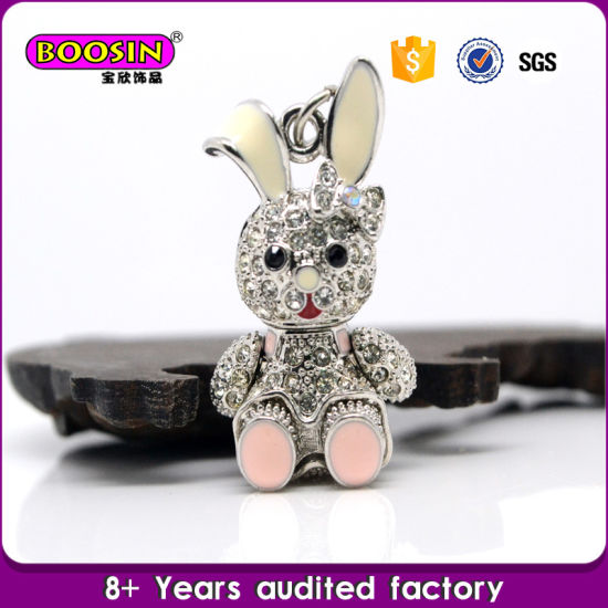 2016 Hot Sale Jewellry Pendant Paved Rhinestone Animal Pendant pictures & photos