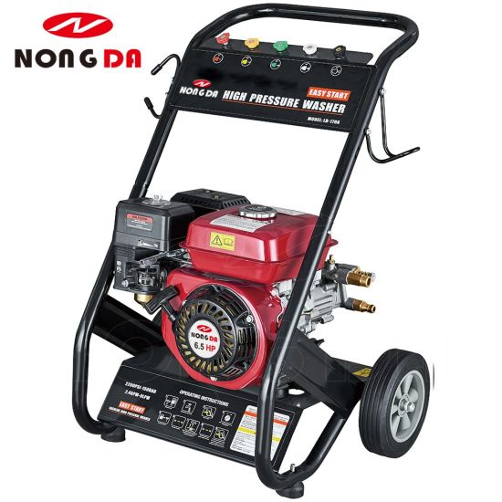Honda Engine 3.0HP 5.5HP 6.5HP 13HP 130bar 150bar 180bar 200bar 250bar 2200psi 2600psi 3600psi High Pressure Power Washer pictures & photos