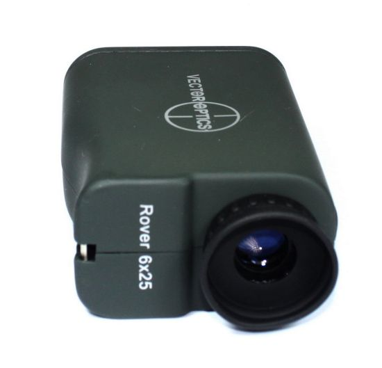 Vector Optics Hunting 6X25 Laser Range Finder Monocular 650 Meter Rangefinder pictures & photos