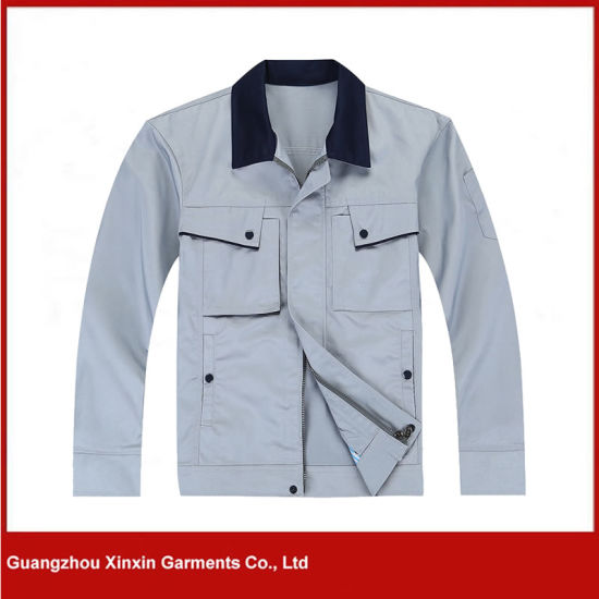 Wholesale High Quality Cotton Polyester Protective Safety Garments (W164)